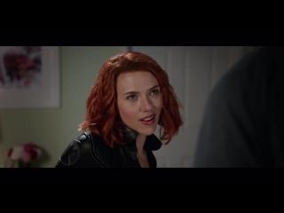 Трейлер на русском «Черная вдова: Эра любви» (Black Widow Trailer SNL)