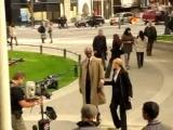 Fringe S2 - Anna Torv in Fringe S2 - Lance Reddick and Anna Torv
