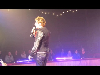 Mikelangelo Loconte - Fly away from hell PT02 (Baby Blues, 06/03/2015)