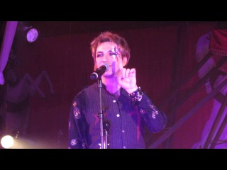 Mikelangelo Loconte - Secret Lover (Baby Blues, 07/03/2015)