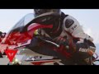 Dainese D-air Misano 1000: the first stand alone airbag jacket