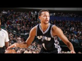 Spurs Rookie Kyle Anderson NBA D-League Highlights: January 2015
