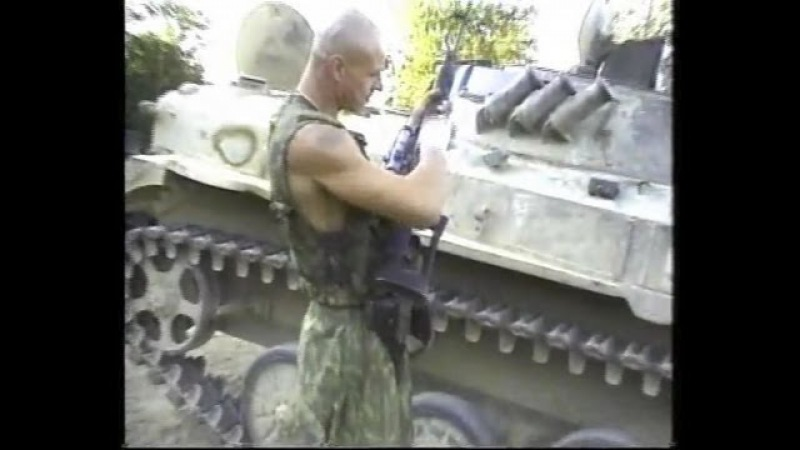 Кавказский крест. Фильм 1. Мушкетеры. www.warchechnya.ru