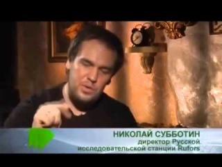 Николай Субботин, Лесные монстры, встречи со снежным человеком