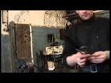 Русский ниндзя метает предметы