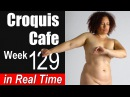 Croquis Cafe: The Artist Model Resource, Week #129