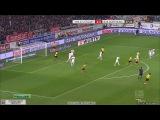 Штутгарт - Боруссия Дортмунд 2-3 Обзор матча [20-02-2015]