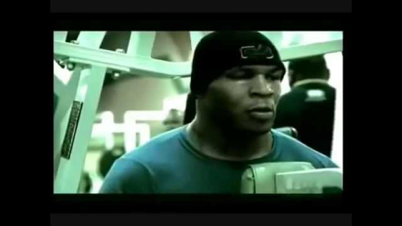 Майк Тайсон тренировки на силу Mike Tyson strength training