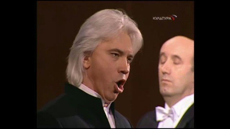 Dmitri Hvorostovsky - Coachman, Do Not Rush the Horses