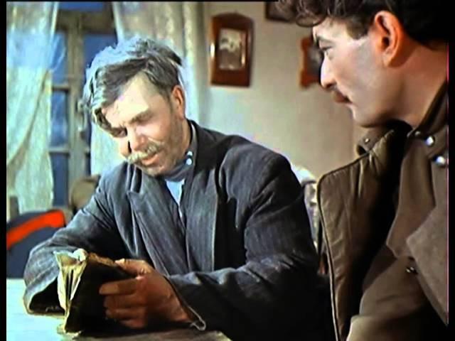 Художественный фильм Тихий Дон, СССР, 3-я серия, 1957 г.