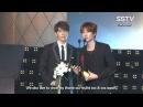 [ENG SUB] 150424 Super Junior D E at Asia Model Awards