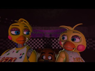 [SFM FNAF] Meeting Toy Chica