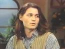 Johnny Depp on Regis and Kathie Lee in 1993