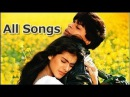 Dilwale Dulhania Le Jayenge DDLJ Shahrukh Khan Kajol Full Songs - Juke Box