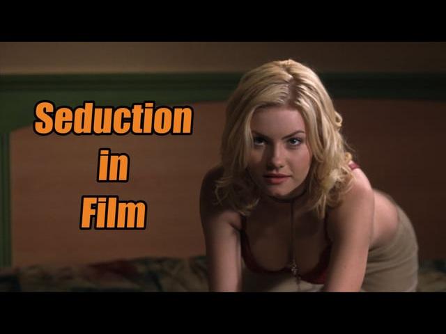 Дань женскому соблазну в фильмах.
