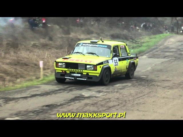 Eger Rally 2013 Best of Lada