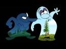мультфильм Disney - День и Ночь Короткометражки Студии PIXAR том2 мультик о противоположностях