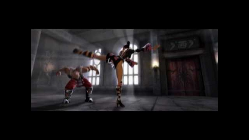 MK: Deception [Baraka vs Mileena]