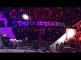 24.11.2014 ( Понедельник ). ХК ЦСКА ( Москва ) - ХК СКА ( Санкт-Петербург ) ( 5:3 ). Минута молчания...
