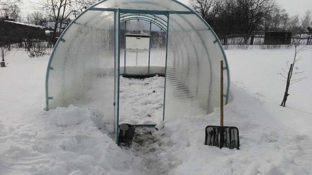 отделка картинки для чего нужен снег в теплице настоящий