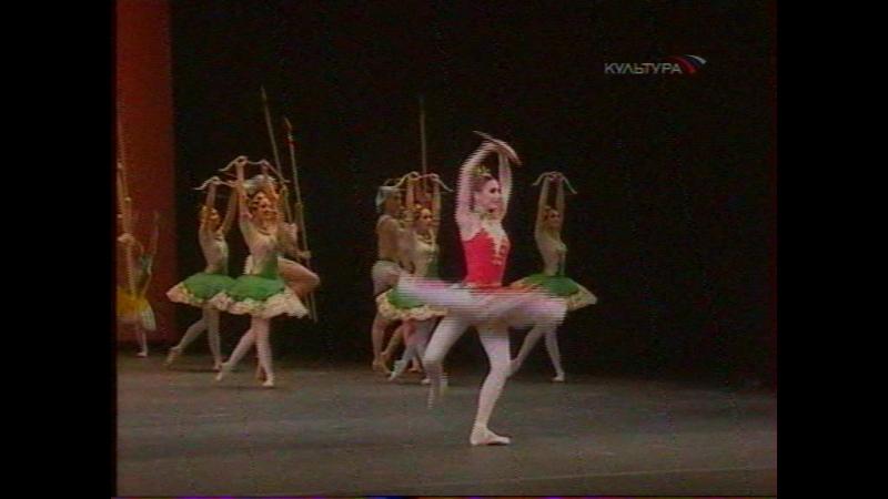 Svetlana Zakharova, Natalia Osipova - La Fille du Pharaon (2008)