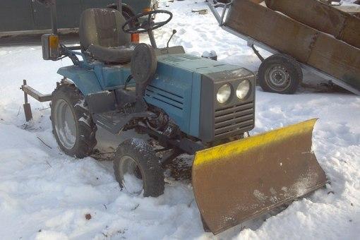Мини трактора хтз 012 где можно купить агрегаты к ниму