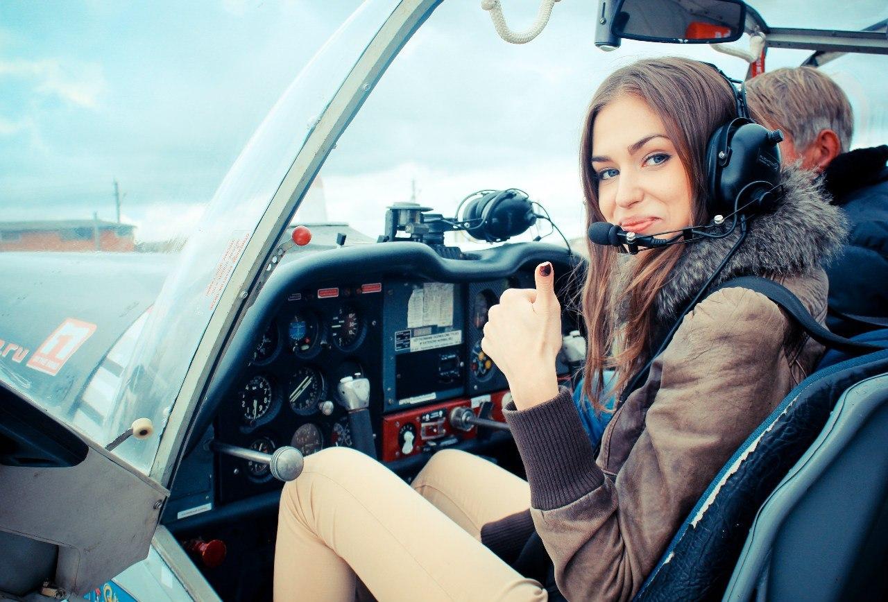 Экстремальный полет на самолете - авиаклуб PiterPolet