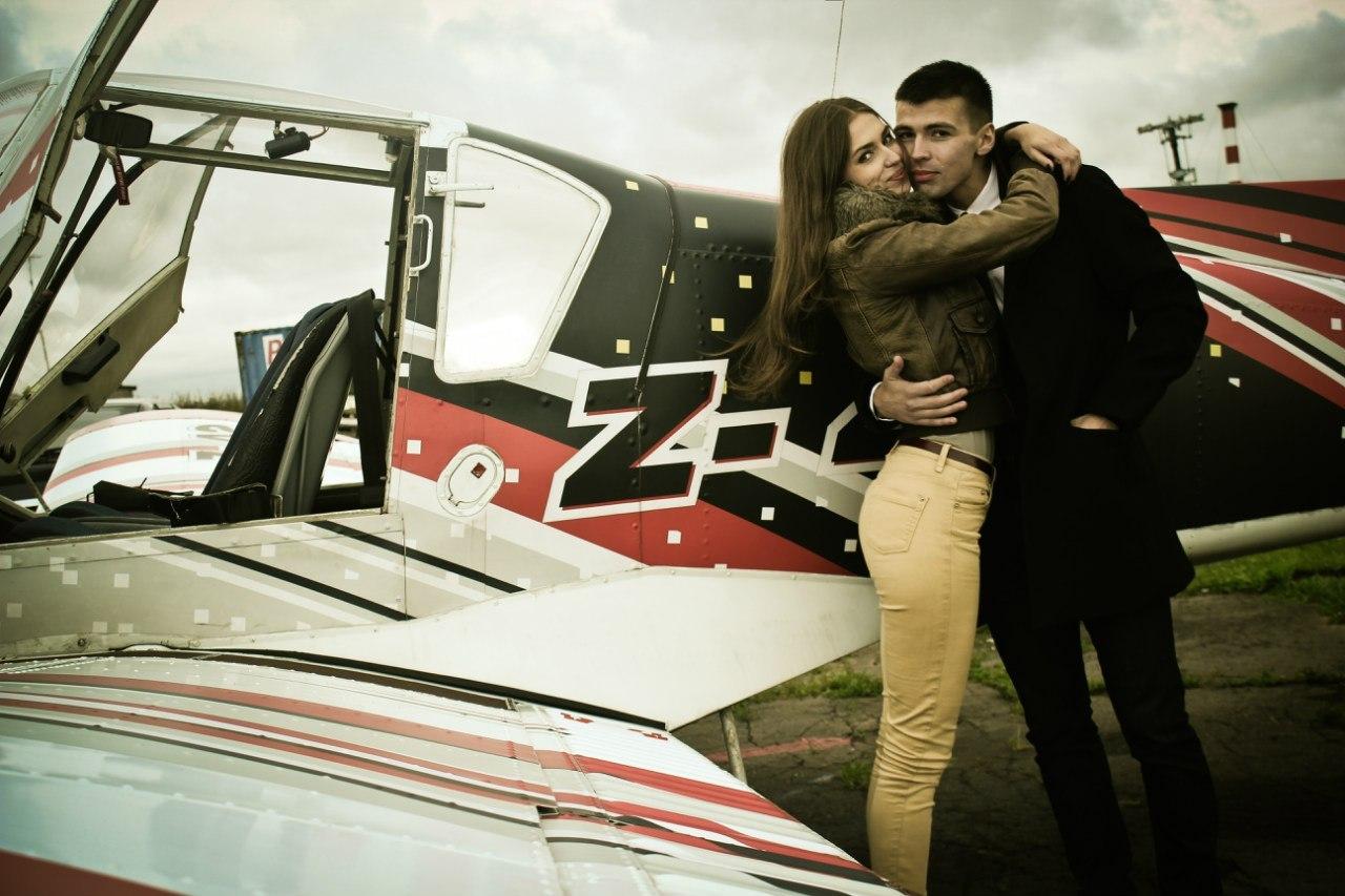 Высший пилотаж на спортивном самолете - авиаклуб PiterPolet