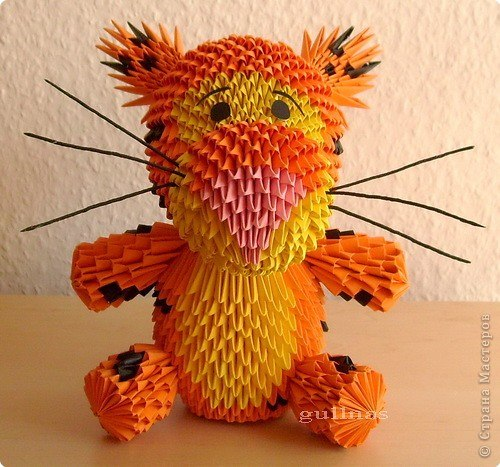 можно схемку тигрёнка ?
