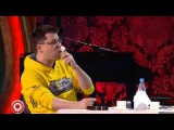 Гарик Харламов, Тимур Батрутдинов и Андрей Молочный   Голодные бизнесмены в кафе
