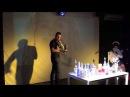 Бармен-шоу Дениса Засухина в Караоке-клубе SOLO