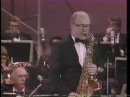 Henry Mancini live The Pink Panther Theme with Don Menza sax solo