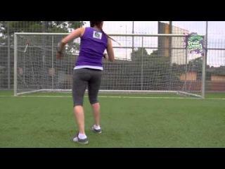 Laura Kicks Tutorial 7 - Akka 3000 - Fruit Shoot Skills