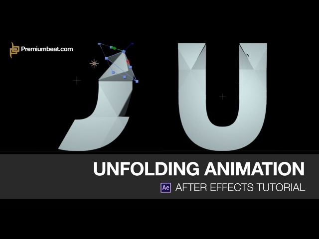 Video Tutorial: Unfolding Animation in Adobe After Effects