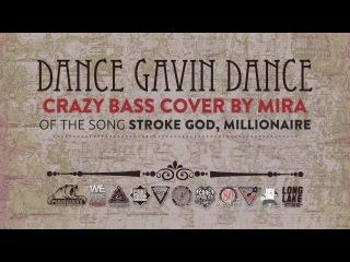 Dance Gavin Dance - Stroke God, Millionaire (Crazy Bass Cover) [w/ tabs]