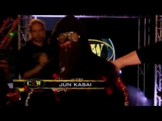 Masada vs Jun Kasai Music Video - Wrestlecon 2013