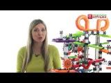 Головокружительные горки для мраморных шариков - MARBLE MANIA Детские игрушки Kids toys