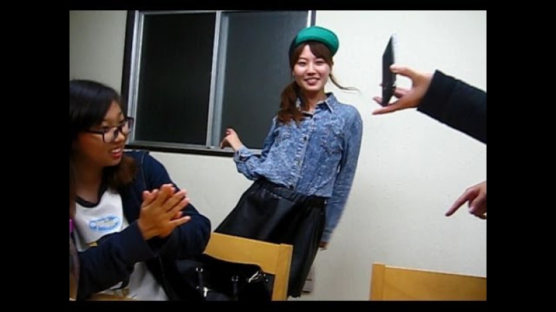 Kepsen Kepos Japan Vlog27:Вечеринка с азиатками, кореянка Ён танцует K-POP