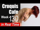 Croquis Cafe: The Artist Model Resource, Week #130