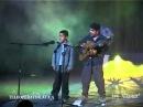 Цыганский мальчик перепел песню А. Барыкина - Я буду долго гнать велосипед