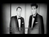 Elvis Presley and Frank Sinatra - May 12, 1960