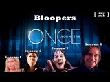 Once Upon A Time Bloopers  / Блуперы