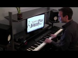 Avicii - Wake Me Up - Amazing Ragtime Piano Cover by Jonny May