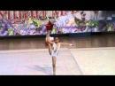 "Barbaryan Mariella 2008 Rhythmic Gymnastics Tournament ""May Blossom"" PUSHKINO 13.05.2015"