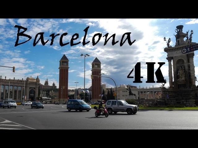 Barcelona in 4K | Antoine Duplaix