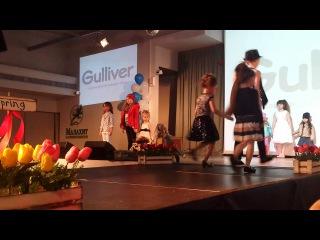 Fashion Week Kids Chelyabinsk 2015 Gulliver