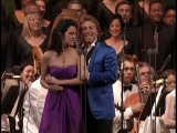 Angela GheorghiuRoberto Alagna - Brindisi - Prospect Park, New York 2008