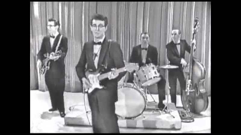 Buddy Holly The Crickets - Thatll Be The Day