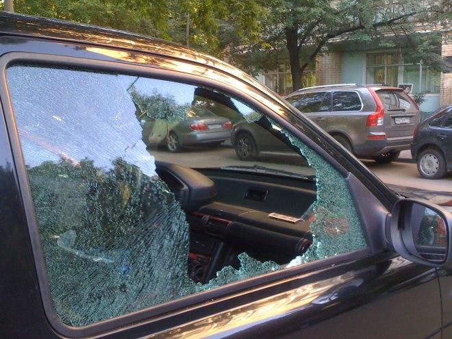 В Таганроге сотрудники вневедомственной охраны задержали 40-летнего автомобильного вора