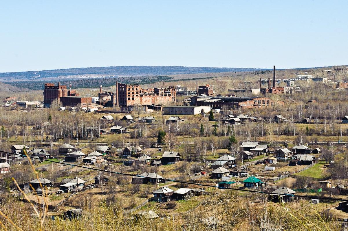 Обогатительная фабрика Кизела